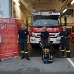 Aktion 1220 – Feuerwehr St. Pantaleon kauft nach Starkregen Pumpsauger