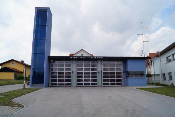 FF St. Pantaleon Feuerwehrhaus